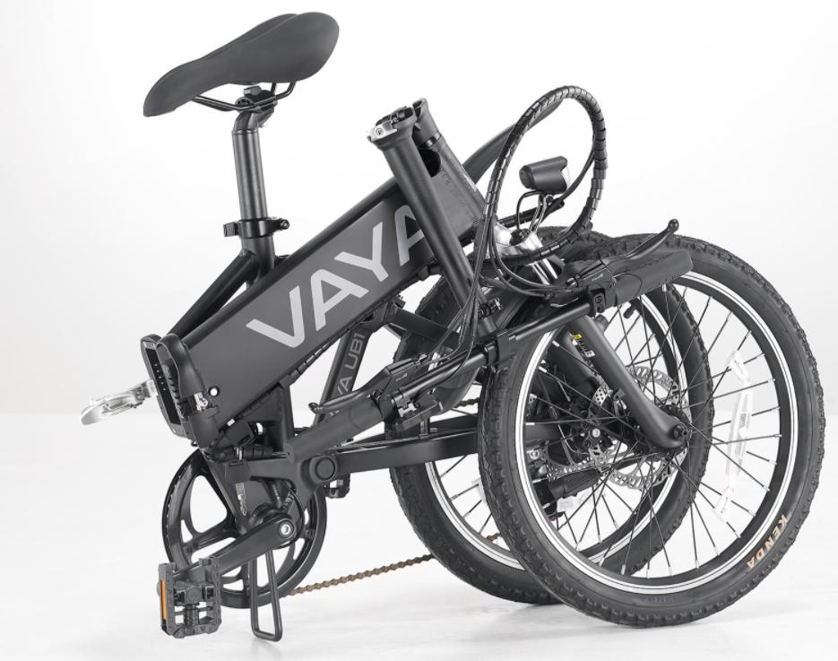 sammenleggbar el sykkel test